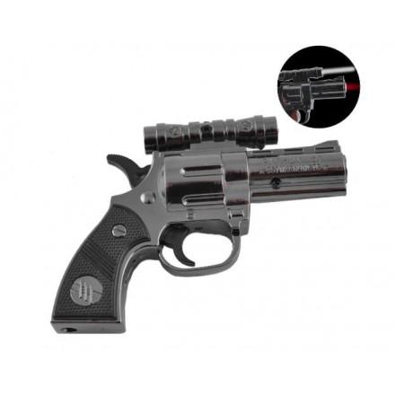 Зажигалка пистолет 3930 Python 357