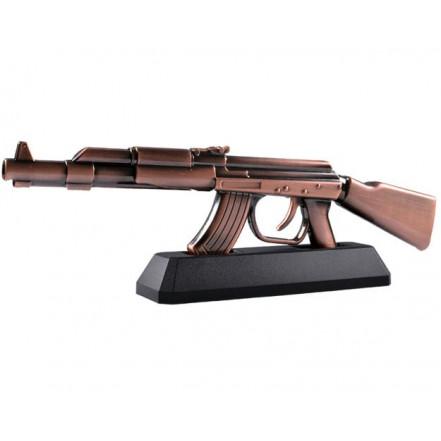 Зажигалка подарочная Автомат АК-47 4370