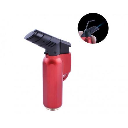Зажигалка боковая турбо пламя 702-4