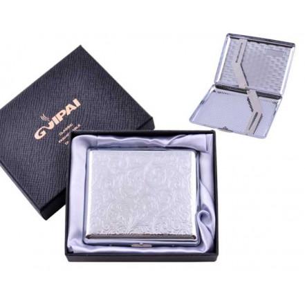 Портсигар классический на 20 сигарет в подарочной коробке HL-4375-3