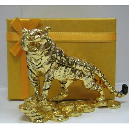 Шкатулка Тигр 1713
