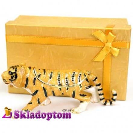 Шкатулка тигр 2729