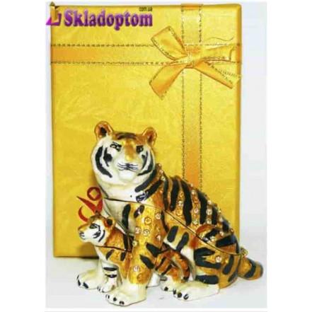 Шкатулка Тигры QF2925
