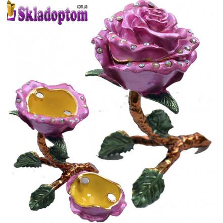 Шкатулка Роза 4242-2