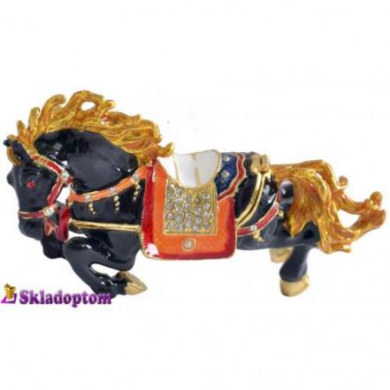 Шкатулка Лошадь QF4561-1