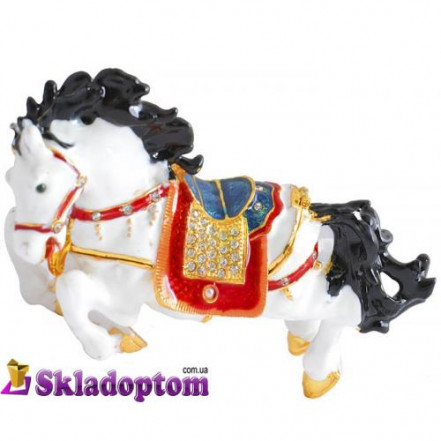 Шкатулка  Лошадь QF4561