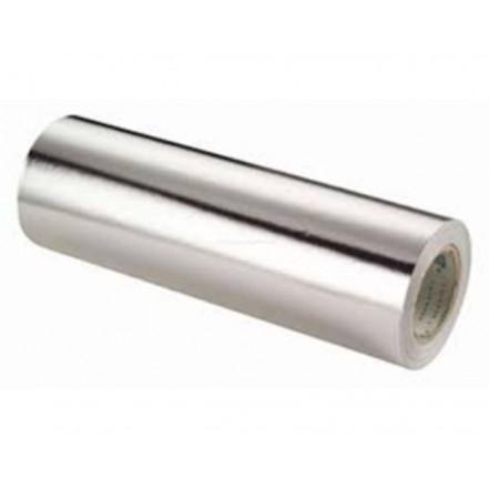 Алюминиевая Фольга для кальяна рулон (ширина 12.5 см и длина 20 м)