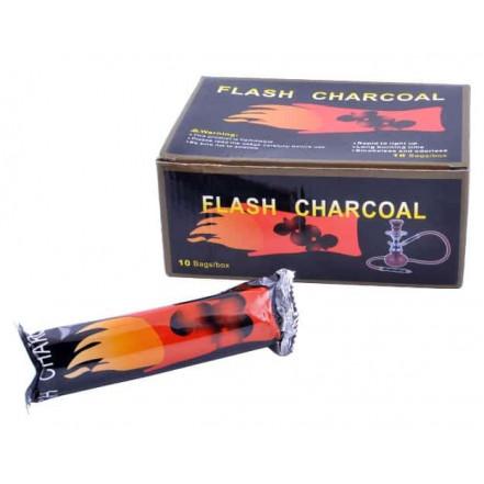 Уголь для кальяна FLASH CHARCOAL С-2