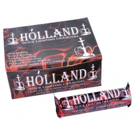 Уголь для кальяна Holland (40mm)