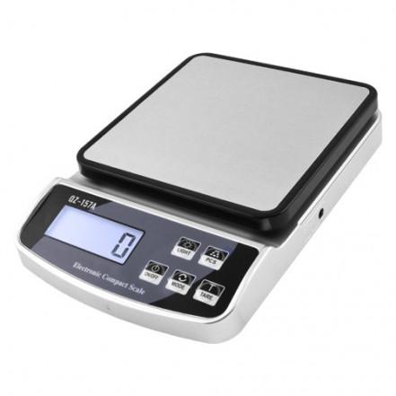 Весы кухонные QZ-157A, 10кг (1г)