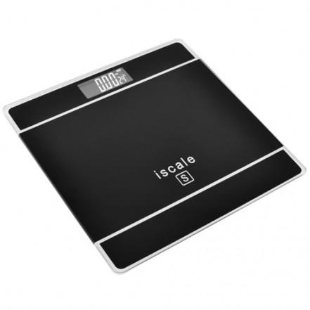 Весы напольные 2017D ISCALE, 180кг (0,1кг), температура