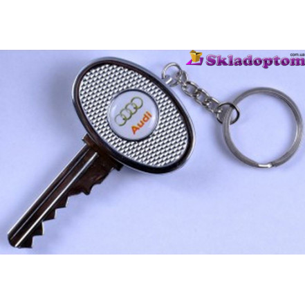 Зажигалка-брелок ключ авто (марки разные) 4202