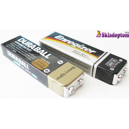 Зажигалка в виде батарейки  2156