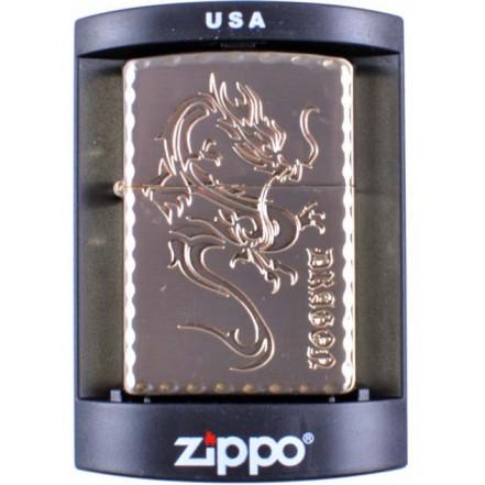 Зажигалка бензиновая Zippo Dragon 4212