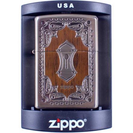 Зажигалка бензиновая Zippo 4228