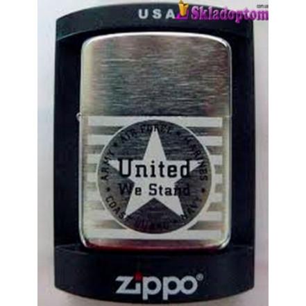 Зажигалка бензиновая Zippo 4235