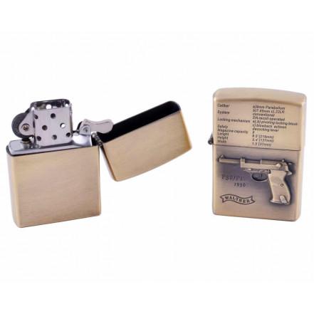 Зажигалка бензиновая Kraft Gun HL-6157-1