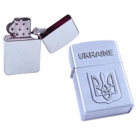 Зажигалка бензиновая Украина 4410-2