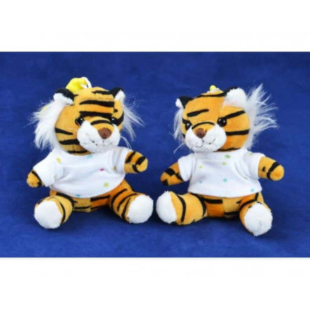 Мягкая игрушка-брелок Тигр 45085 (9 см)